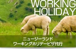ニュージーランドワーキングホリデービザ